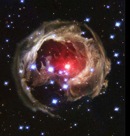 Moncerotis Light Echo